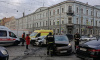В ДТП на перекрестке Лермонтовского и Садовой есть пострадавшие