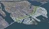 В июле начнут строительство моста через Неву в рамках ЗСД