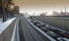 В Петербурге на дорогах зафиксированы аномальные пробки для данного времени суток