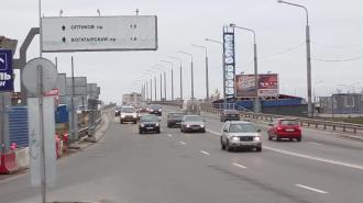 Утром 12 мая пробки в Петербурге вновь достигли 7 баллов