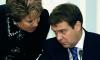 """Матвиенко показала Медведеву новую башню """"Газпрома"""""""