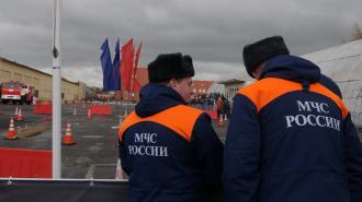 Петербуржцев предупредили о плановых учениях МЧС