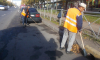 В сентябре с улиц Петербурга вывезли более 14 тысяч тонн мусора и смета