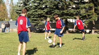Спортивный праздник «День двора на Щербакова, 3»