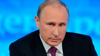 Путин поздравил народы бывшего СССР с 75-й годовщиной Победы в войне