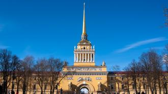 В конце рабочей недели в Петербурге потеплеет до +10