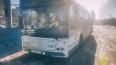 На Новоизмайловском иномарка врезалась автобус, пострадали ...