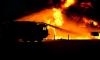 Очевидцы сообщили о пожаре в Петергофе