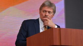 Песков: Россия не собирается поглощать Донбасс