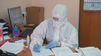 В Петербурге не снижается заболеваемость коронавирусом