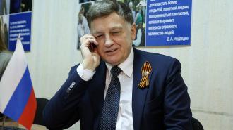 Макаров снял свою кандидатуру с праймериз в ЗакС через 10 дней после подачи документов