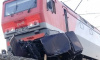 В Кемеровской области поезд протаранил легковушку с тремя подростками