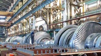 Сработала система защиты на Курской АЭС: остановлен турбогенератор