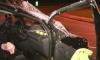 На пл. Победы разбилась Audi A6 с пьяной молодёжью