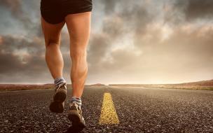 Петербургский марафонец финишировал во Владивостоке