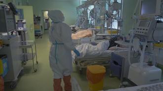 Недельная заболеваемость коронавирусом в Петербурге снизилась на 26%