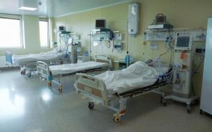 Доля тяжелых КОВИД-пациентов в Петербурге составляет 27%