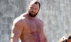 """Звезда """"Игры престолов"""" установил мировой рекорд, подняв474 кг"""