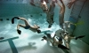 В Петербурге проходит турнир по подводному регби
