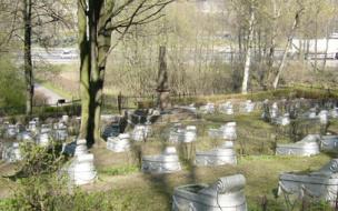 На Южном кладбище нет воды