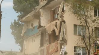 В городе Струнино рухнул четырехэтажный дом. Судьба шестилетней девочки неизвестна
