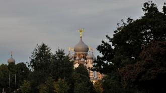 Из церкви на Пискаревском вынесли 20 тысяч рублей