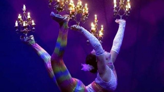 Китайский цирк в Петербурге