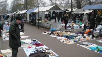 На Удельном рынке обнаружены нелегалы