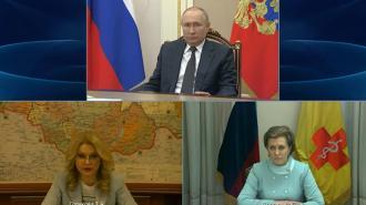 Попова рассказала об эффективности российских вакцин