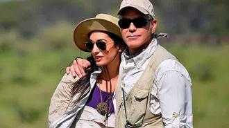 Самый известный холостяк Голливуда Джордж Клуни помолвлен с адвокатом Амаль Аламуддин