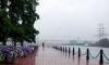 В Петербург 13 августа придет ливень с грозой