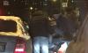 В Выборгском районе сбили человека, переходившего на красный свет светофора