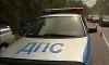 Машина ДПС скрылась с места аварии на Кантемировском мосту