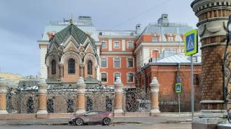 Петербург попал в зону атмосферного фронта 26 марта