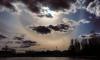 В небе над Петербургом заметили гало