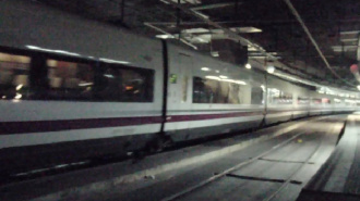В Барселоне 22 человека пострадали при столкновении поездов