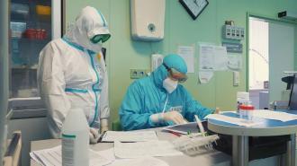 В Петербурге стали чаще госпитализировать пациентов с коронавирусом