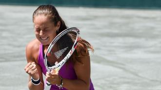 Касаткина победила Таусон и вышла во второй круг турнира St. Petersburg Ladies Trophy