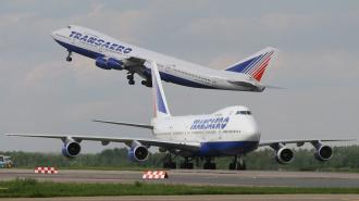 Авиакомпания «Трансаэро» опровергла слухи о возможной приостановке полетов