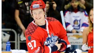 """Никита Гусев отказался от бонусов """"СКА"""", чтобы подписать контракт с клубом НХЛ"""