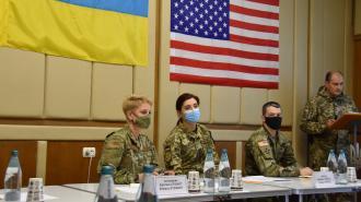 Американская делегация посетила Донбасс