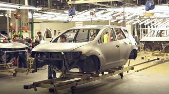 Автопром в Петербурге может восстановить показатели до уровня 2019 года