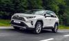 В октябре петербургский завод Toyota начнет выпускать новый RAV4