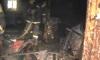 В полурасселённом доме по Южному шоссе сгорела женщина