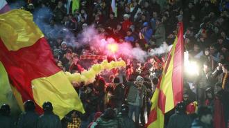 Фанатов Алании едва не убили в Ингушетии