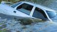 В Комсомольске в затонувшей машине нашли тело мужчины