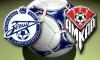 Зенит сыграл с Амкаром вничью 1:1