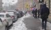 Плохая уборка снега довела 4 жителей Невского района до травм