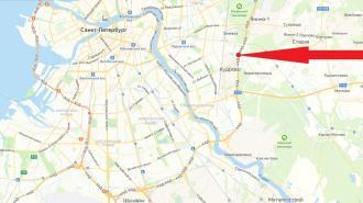 На КАД между развязками с Мурманским и Колтушским шоссе полностью перекроют движение