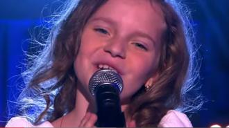 «Детское Евровидение-2014»: 11-летняя Алиса Кожикина заняла 5-е место